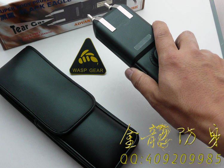 台湾欧士达警用装配黑鹰OSTAR-999K电击器